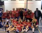 PATTI – L'Alma Basket Patti batte Catania e pareggia i conti della finale.