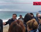 """GIOIOSA MAREA – Cateno De Luca in visita: """"è una comunità in ginocchio per l'erosione della costa e per l'emergenza idrica di alcune borgate"""""""