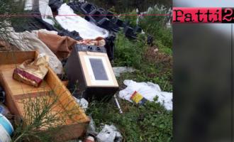 MESSINA – Polizia Metropolitana. Smaltimento illecito di rifiuti, elevate numerose sanzioni.