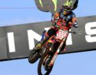 MXGP – In Olanda Tony Cairoli vince il 3° gran premio del Mondiale di Motocross e vola in classifica generale.