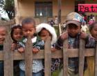 PATTI – Raccolti fondi nell'ambito di un micro-progetto a beneficio di una scuola di Andrangy, in Madagascar.
