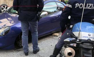 MESSINA – Sorpreso a smontare le ruote di un'auto in sosta. Arrestato 60enne