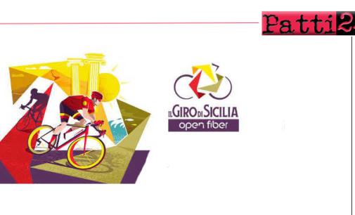 CAPO D'ORLANDO – Partenza della seconda tappa del Giro di Sicilia, ordinanza per la viabilità