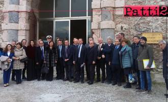 MESSINA – Firmato protocollo internazionale per la valorizzazione del patrimonio fortificato dello stretto.