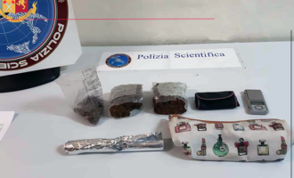MESSINA – Custodiva in casa 500 grammi di marijuana. Arrestato 43enne