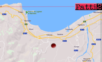 FALCONE – Lieve sisma di ML 2.2 con epicentro a 2 Km da Falcone e ipocentro a 8 Km di profondità.