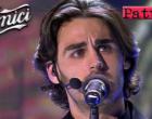 """MESSINA – Alberto Urso, vincitore di """"Amici"""" a Palazzo Zanca. Nell'atrio ha firmato le copie del suo cd """"Solo"""" ai numerosi fan."""