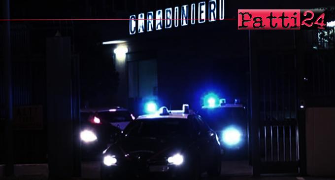 MESSINA – Furti di motocicli all'interno dei cortili di abitazioni. Arrestati due catanesi.