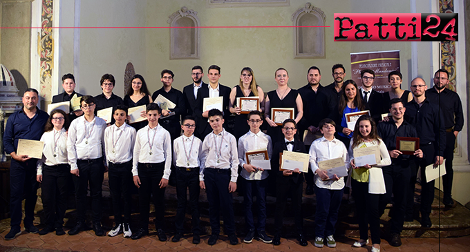 """BARCELLONA P.G. – 21° Concorso musicale nazionale Città di Barcellona P.G. Premio """"Placido Mandanici"""""""