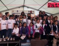 """PATTI – XXVª Rassegna Musicale """"Salvuccio Percacciolo"""". Primo premio,  sezione Infanzia Primaria all'I.C. Lombardo Radice"""
