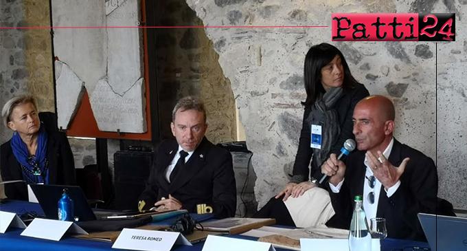 """MILAZZO – """"Plastic Busters Mpas"""". Al Castello prima giornata di lavori del progetto europeo."""