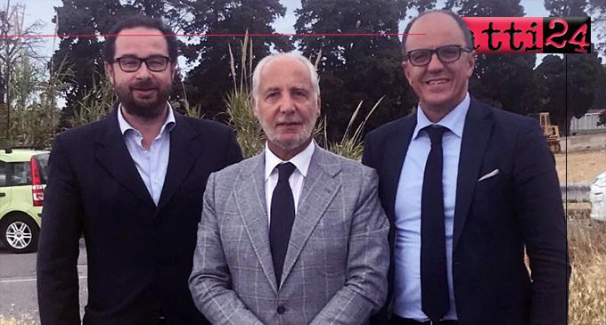MILAZZO – L'intervento di dragaggio del porto, opera attesa da molti anni, ha registrato ieri un importante passo avanti