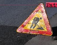 PATTI – Iniziati i lavori di manutenzione in Corso Matteotti e in via Capitano Filippo Zuccarello