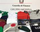 MESSINA – Sequestrati capi di abbigliamento contraffatti in negozi del centro