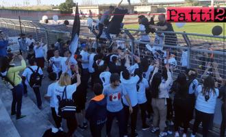 PATTI – E' impensabile per la Nuova rinascita affrontare il futuro senza tribuna allo stadio.
