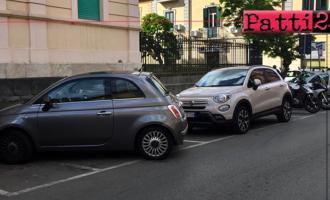 MESSINA – Pensare ad un sistema che inibisca la sosta delle autovetture negli stalli riservati ai mezzi a due ruote