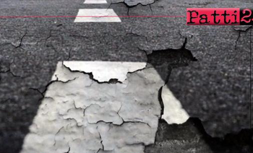 PATTI – Infrastrutture al servizio della viabilità pedonale e veicolare in perfetta inefficienza