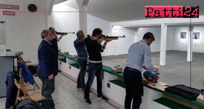"""PATTI – Unuci. 23ª gara provinciale di tiro per pistola e carabina ad aria compressa """"Tenente Colonnello Giovanni Rampulla""""."""
