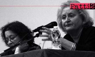 """BARCELLONA P.G. – """"Amore e violenza"""". Incontro pubblico con Lea Melandri."""