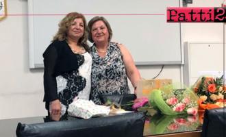 PATTI – l'I.C. Lombardo Radice, ha salutato la docente di Lettere Mirella Formica, che andrà in pensione.