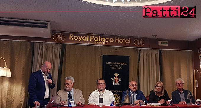 MESSINA –  La Mobility Messina System presenta il suo sistema all'evento Rotary sulla Mobilità Sostenibile