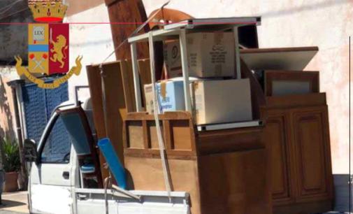 MESSINA – Prima occupa abusivamente appartamento poi tenta di sottrarre la mobilia con la complicità di due uomini.