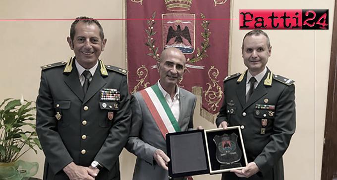 MILAZZO – Visita istituzionale del comandante provinciale della Guardia di Finanza di Messina