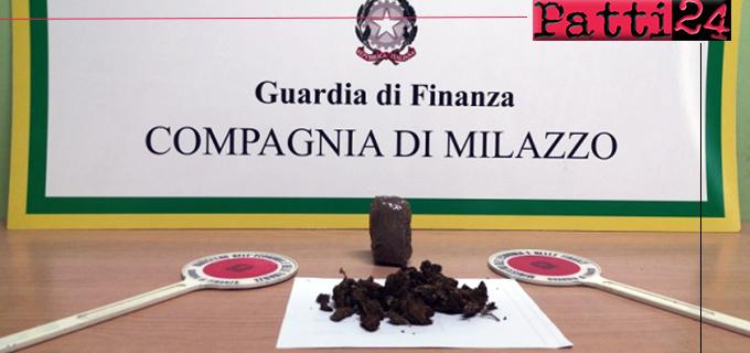MILAZZO – Agli imbarcaderi aveva con se oltre 100 grammi di marijuana. Arrestato 29enne residente a Santa Marina Salina