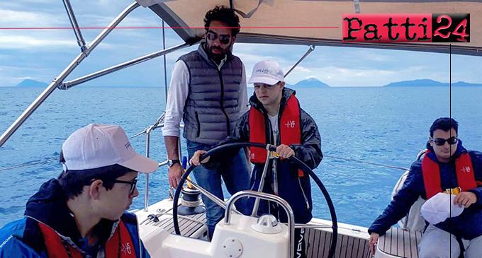CAPO D'ORLANDO – Progetto per rendere accessibile la disciplina della vela anche ai ragazzi disabili.