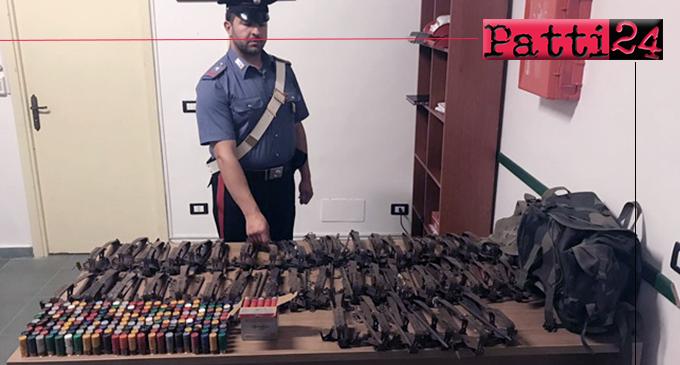 ALICUDI – Deteneva illegalmente munizioni per armi da caccia e trappole di genere vietato. Arrestato 33enne