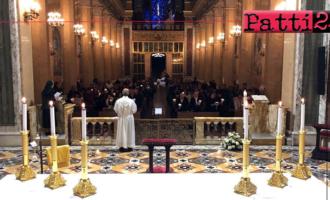 """PATTI – """"La notte dei Santuari"""" al Santuario di Tindari."""