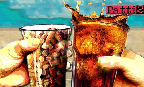 BROLO – Ogni bicchiere ricolmo di cicche, raccolte in spiaggia, vale un bibita.