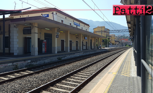 """PATTI – """"Fra Gioiosa e Patti i treni non dovranno più rallentare a causa delle precarie condizioni della galleria Montagnareale"""""""