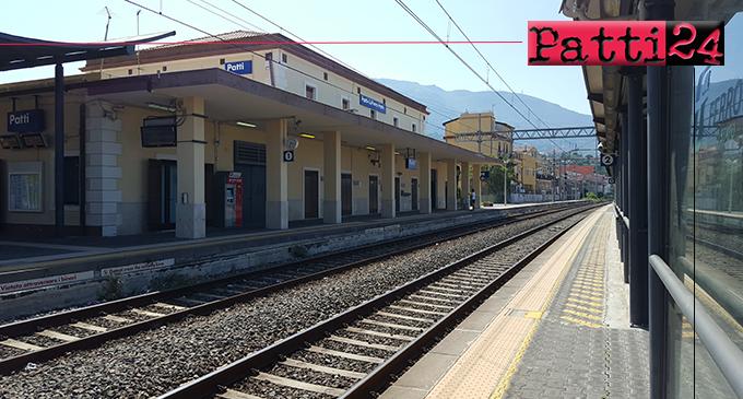 PATTI – Da domani all'8 settembre, treni sospesi fra Patti e Gioiosa Marea. Bus sostitutivi e navette per interruzione S.S. 113.