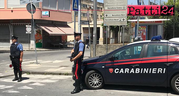 BARCELLONA P.G. – Causa un incidente stradale con feriti e si dà alla fuga. 22enne denunciata