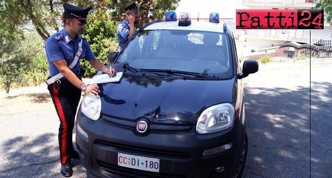 SANTA LUCIA DEL MELA – 61enne arrestato per maltrattamenti in famiglia e lesioni personali. Condannato a 1 anno di reclusione