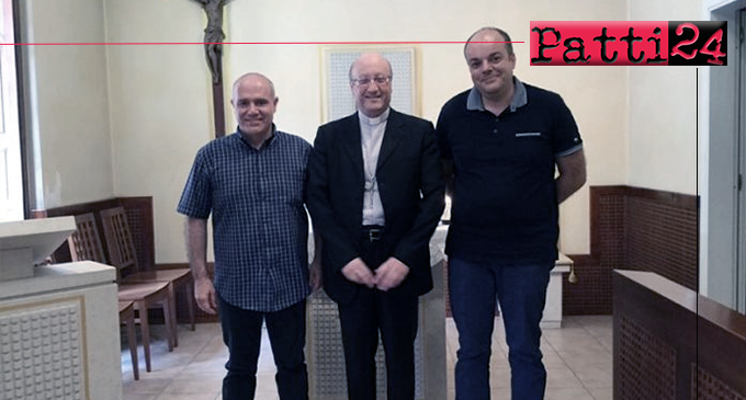 PATTI – Domani il vescovo mons. Giombanco ordinerà sacerdoti i diaconi Cono Gorgone e Carmelo Paparone
