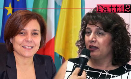 """PATTI – La prof.ssa Marinella Lollo assumerà la dirigenza del Liceo """"Vittorio Emanuele III"""" e la prof.ssa Clotilde Graziano quella dell'I.C. """"Luigi Pirandello""""."""