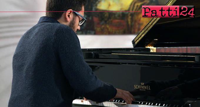 """PATTI – Marco Zappia, 23 anni, pattese. Un talento in """"crescita""""."""