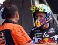 """MXGP –  Tony Cairoli dopo  l'intervento chirurgico alla spalla: """"È triste finire il campionato in questo modo…"""""""