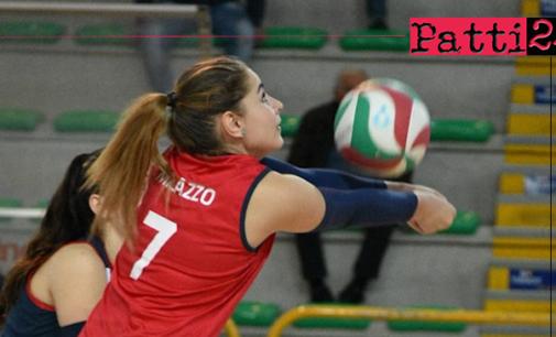 GIOIOSA MAREA – Saracena volley. Confermata Angela Milazzo.