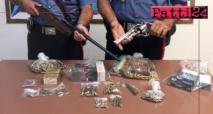TUSA – Detenzione illegale di parti di arma clandestina e munizioni. Arrestato 62enne