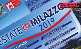 MILAZZO – Presentato il programma dell'estate milazzese 2019