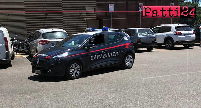 MESSINA – Sorpreso con un carrello colmo di prodotti appena rubati in un supermercato. Arrestato