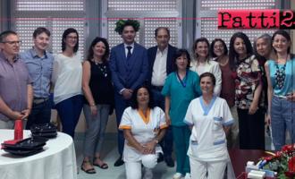 NASO – ASP. Gabriel da struttura sanitaria si è laureato in Ingegneria Informatica telematicamente con il Politecnico di Milano.