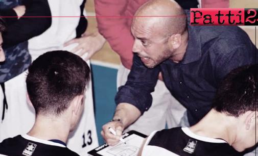 """PATTI – Dopo 12 anni di attività, l'allenatore Alessandro Pizzo ,""""lascia"""", la pallacanestro."""