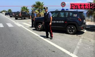 NIZZA DI SICILIA – Furto in abitazione. Ladri incastrati da un tic nervoso al braccio.