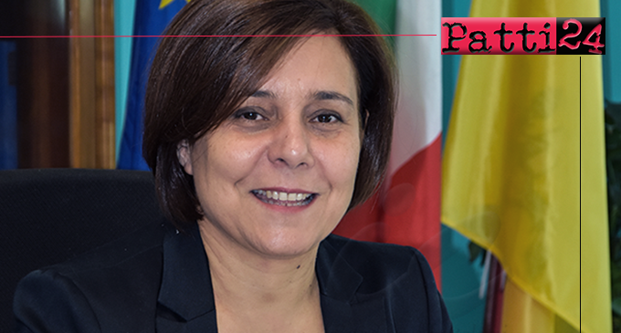 PATTI – La prof.ssa Clotilde Graziano ha assunto la dirigenza dell'IC Pirandello