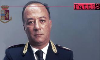 S. AGATA MILITELLO – Il Vice Questore Dr. Gaetano Di Mauro nuovo Dirigente del Commissariato di P.S.