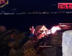 MESSINA – Non rispettano ordinanza di divieto di accensione dei fuochi in spiaggia.  2 arresti per resistenza a pubblico ufficiale e incendio doloso.